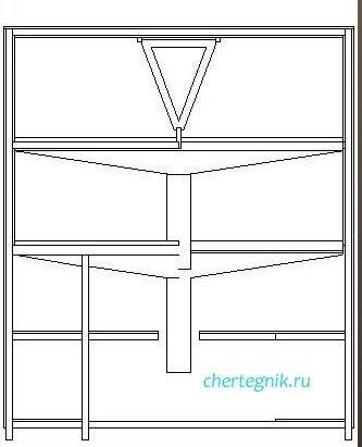 Как сделать дверцу со стеклом своими руками