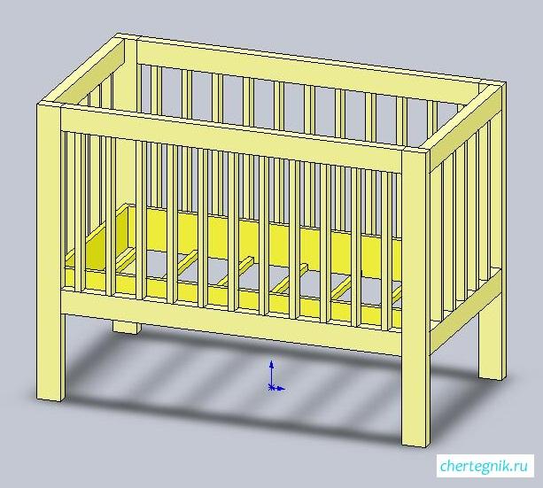 Для новорожденных своими руками чертежи фото