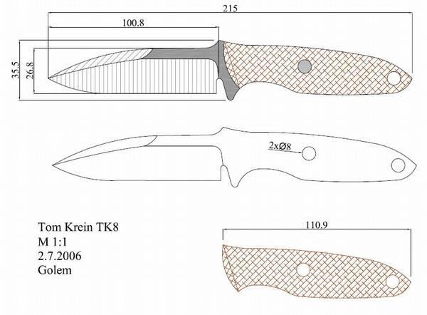 Метательные ножи своими руками фото 986
