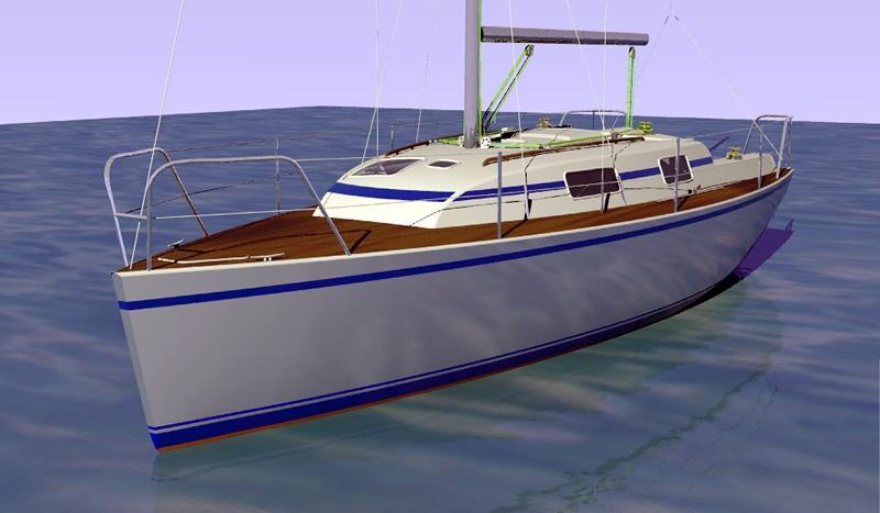 Трейлерные яхты компромисс своими руками построить 21