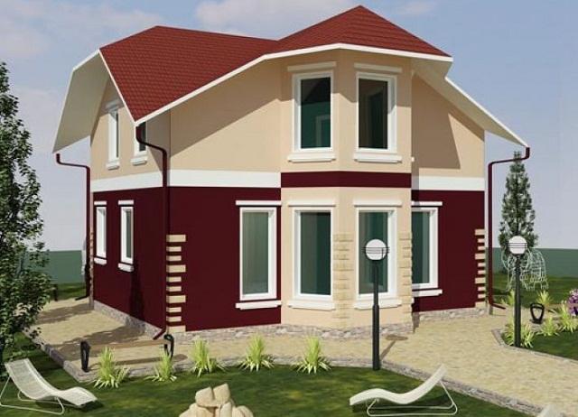 дизайн проект дома бесплатно - фото 9