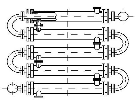 Теплообменник типа труба в трубе описание Паяный теплообменник HYDAC HEX S522-120 Находка