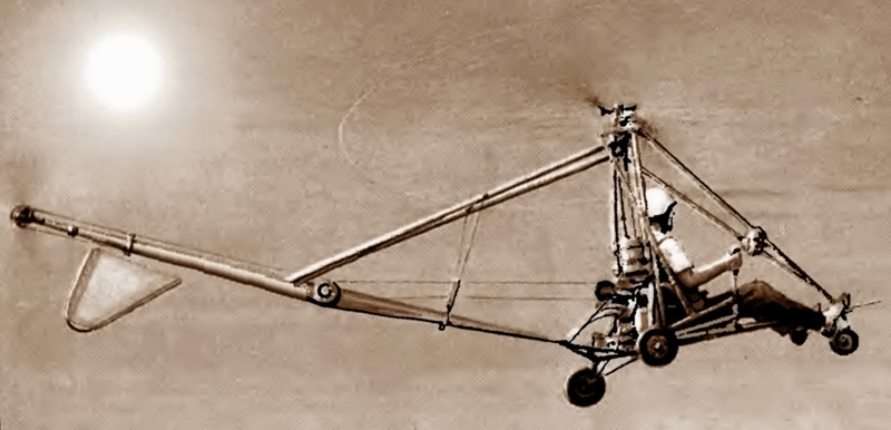 Чертежи самодельный вертолет