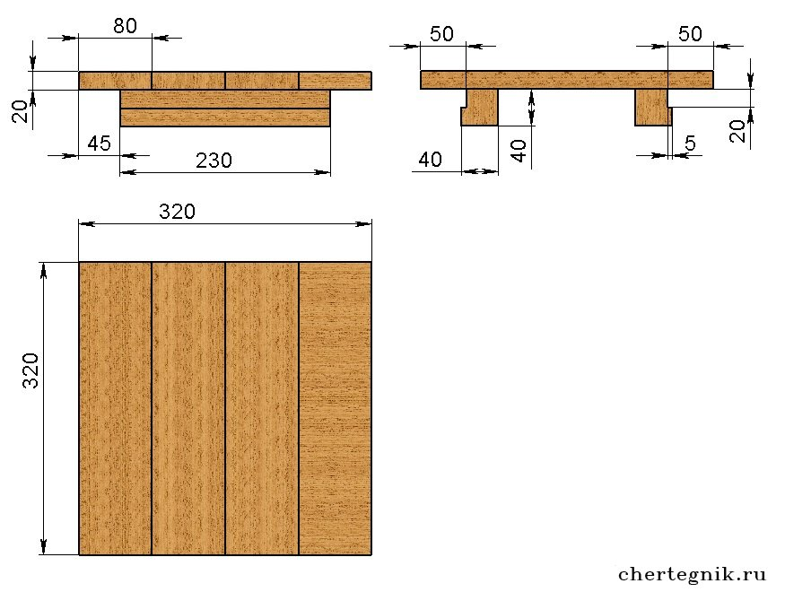 Мебельный брусок сухой строганный спрос - 556db