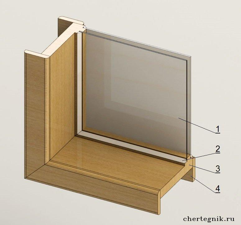 Деревянные окна для бани своими руками 820