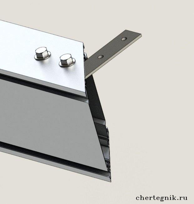 Как сделать крыльцо из поликарбоната фото 517