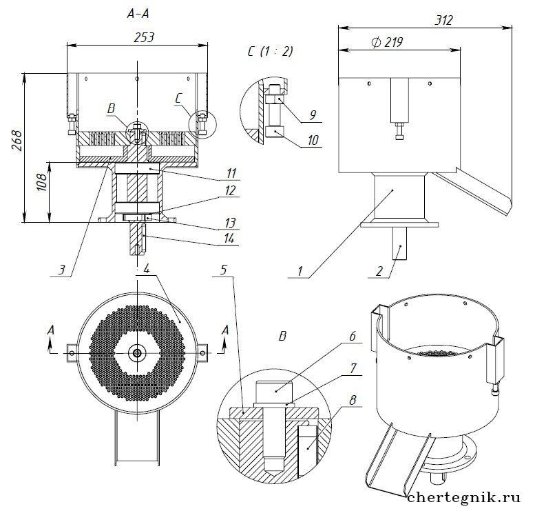 Как сделать ролики для гранулятора своими руками 15
