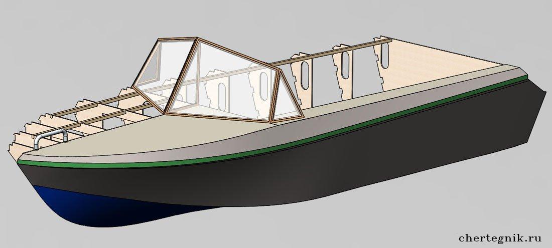 проекты и чертежи для постройки лодок