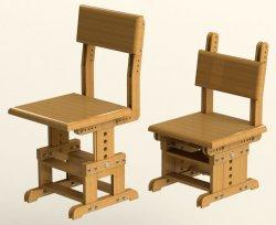 Регулируемый стул для школьника своими руками чертежи
